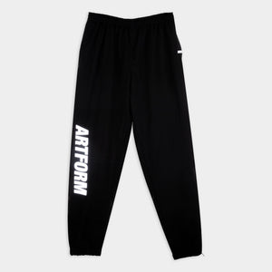 Reflective Track Pants Black