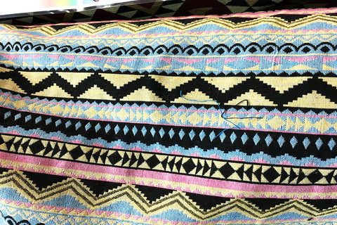 AT:  Milpa Weave Aztec Tapestry OUT OF STOCK