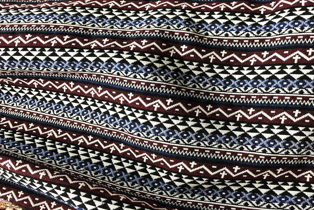 AT: Sahayo Wind Aztec Tapestry - Rainbow Fabrics