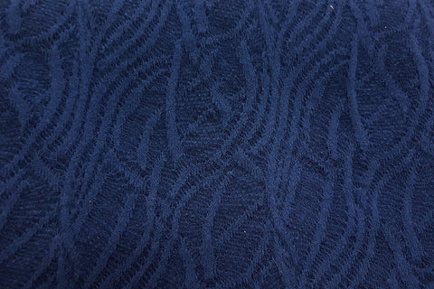 AW: Navy Blue Gage Acrylic Wool_SOLD OUT