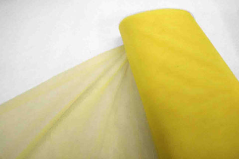 BT: Bumblebee Yellow Bridal Tulle_06