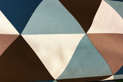 Ca2: Ascending Triangles Pattern #1 Canvas_SOLD OUT