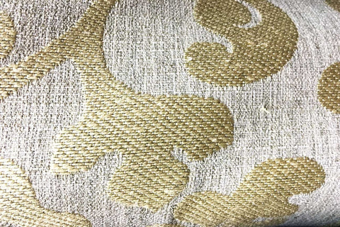 CJ: Golden Rambler Chenille Jacquard_SOLD OUT