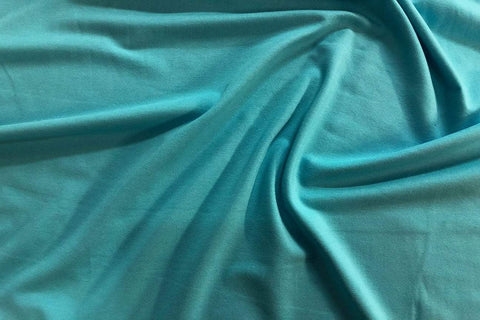 CL: Teal Cotton Lycra