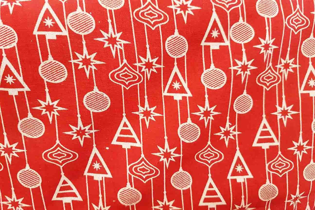 Rainbow Fabrics CV: Decorations Christmas Canvas