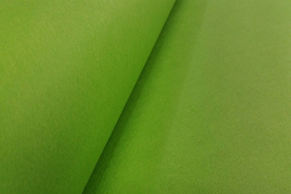 Rainbow Fabrics FF: Lime Green Felt