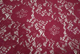 Rainbow Fabrics FL: Lovable Plum Lace
