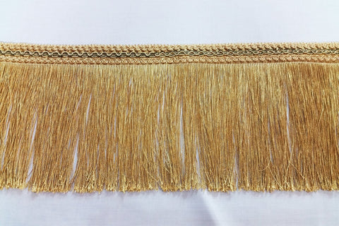 FT: Fringe Trim - Light Gold
