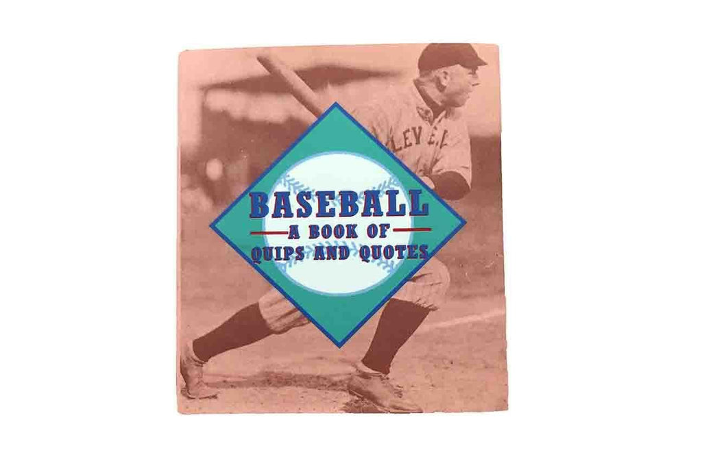 Rainbow Fabrics GB: Baseball - A Book of Quips and Quotes