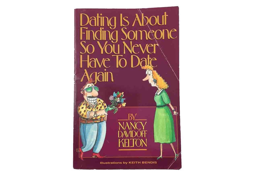 Rainbow Fabrics GB: Dating Is About Finding Someone So You'll Never Have To Date Again
