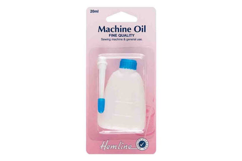 HY: Machine Oil 20ml