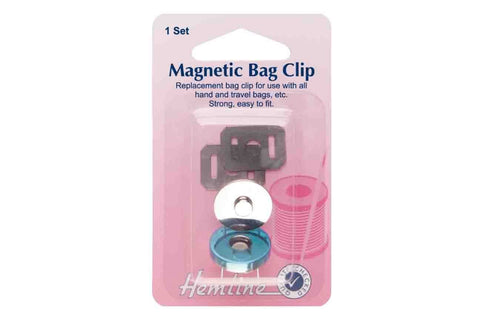 HY: Magnetic Bag Closure