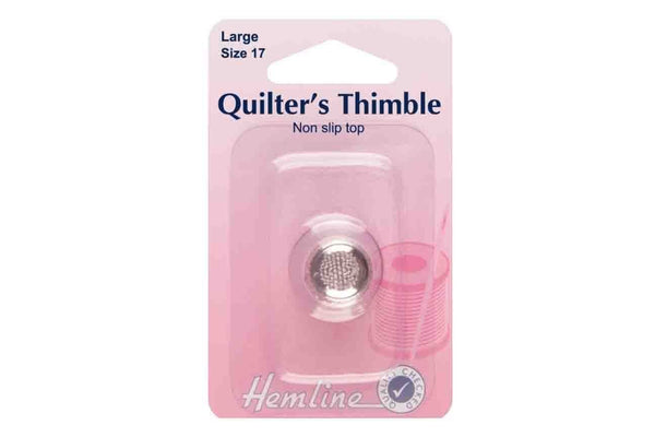 Rainbow Fabrics HY: Quilters Thimble - Large