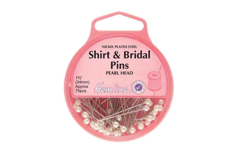 HY: Shirt and Bridal Pins OUT OF STOCK