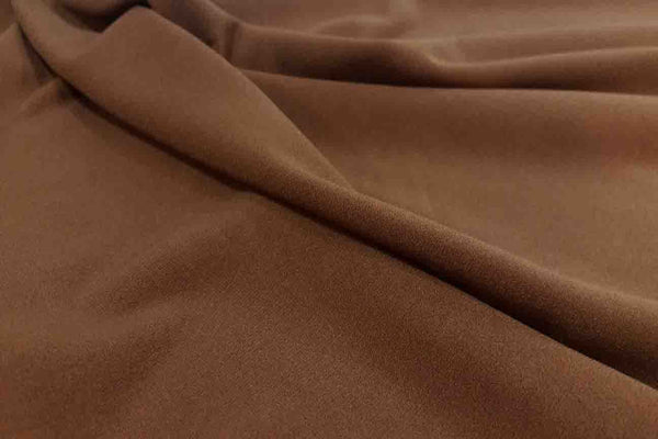 Rainbow Fabrics J1: Cinnamon Brown- 29 Jersey