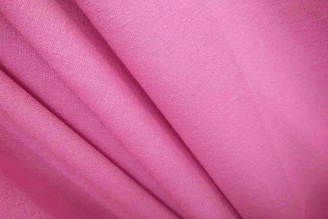 LC: Hot Pink Linen Cotton