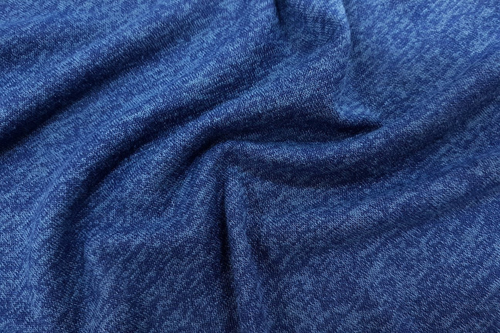 Rainbow Fabrics Liason Knit - Blue