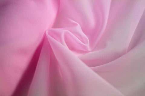MAO: Pink Bloom Plain Matte Organza_SOLD OUT