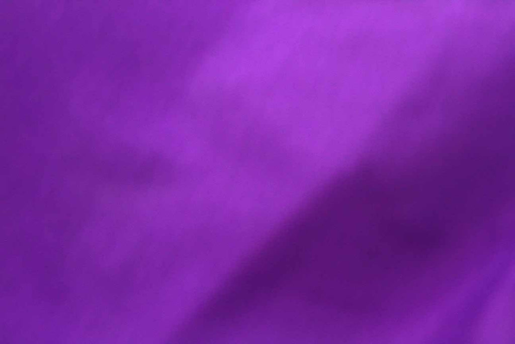 Rainbow Fabrics PCP1: Purple Fusion Poly Poplin Cotton Orange Fabric