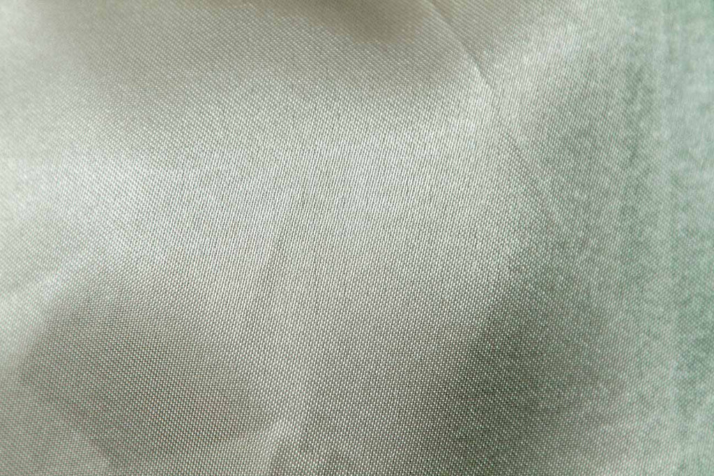 Rianbow Fabrics PS: Cream Polyester Satin Polyester Satin