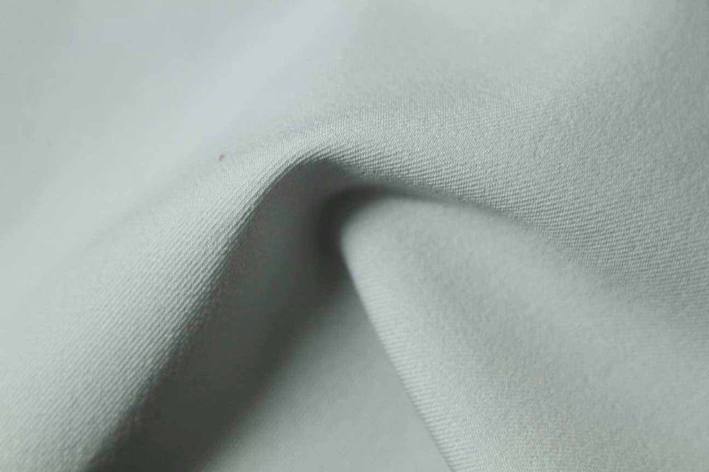 Rianbow Fabrics PV: Natural Slate Grey Polyester Viscose Spandex Polyester Viscose Spandx