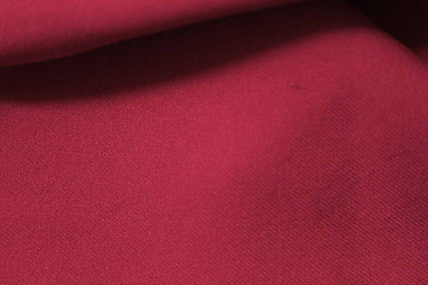 Rianbow Fabrics PV: Volcanic Red Polyester Viscose Spandex Polyester Viscose Spandx
