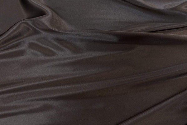 Rainbow Fabrics SA: Chocolate Stretch Satin Pink Fabric