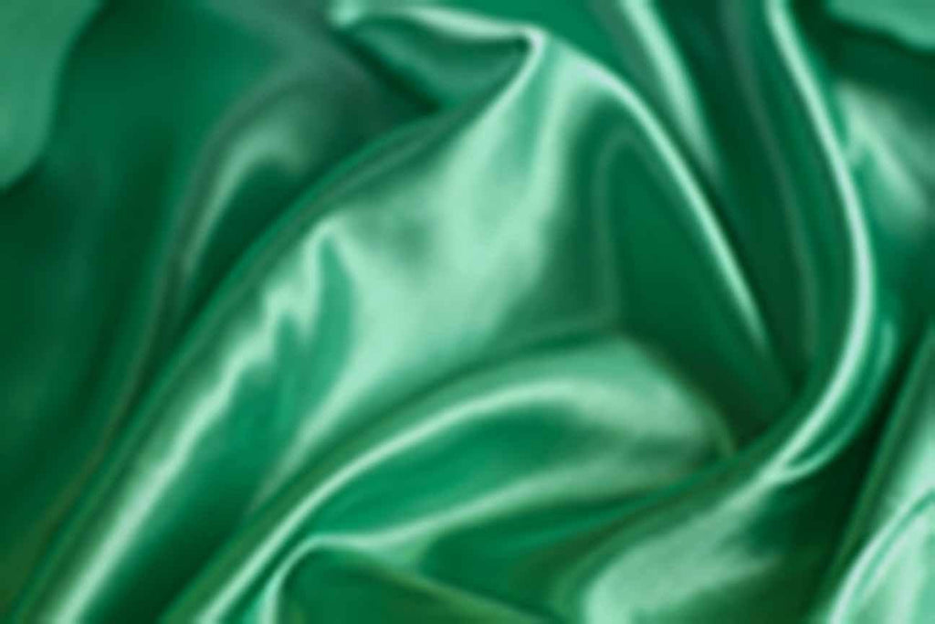 Rainbow Fabrics SA: Electric Green Stretch Satin Green Fabric