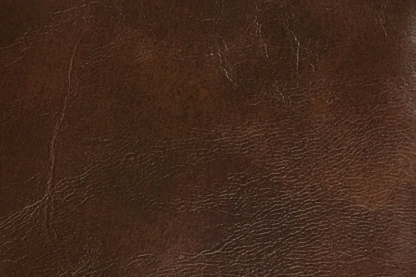 Rainbow Fabrics SIL: Cowboy Dark Brown Superior Imitation Leather Superior Imitation Leather