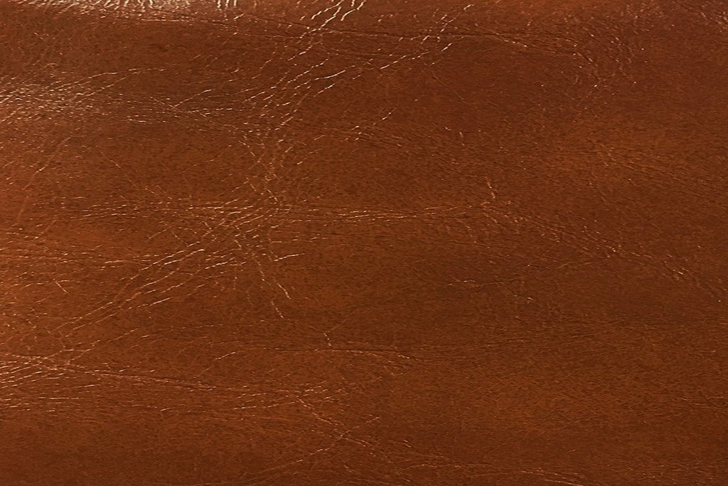 Rainbow Fabrics SIL: Cowboy Light Brown Superior Imitation Leather Superior Imitation Leather