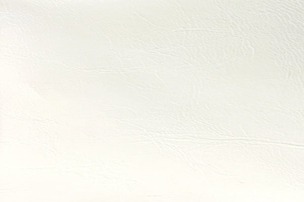 Rainbow Fabrics SIL: White Pearl Superior Imitation Leather Superior Imitation Leather
