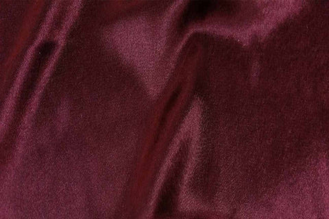 ST: Burgundy Texture Satin OUT OF STOCK