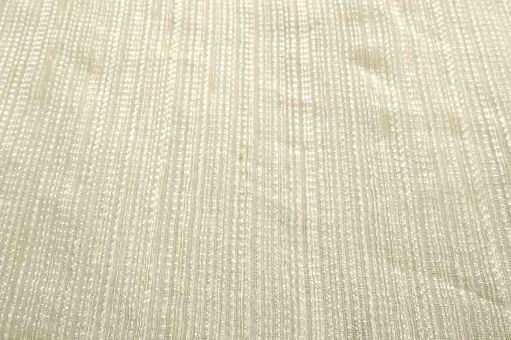 Rainbow Fabrics VC: Pale Yellow Voile Curtain Fabric