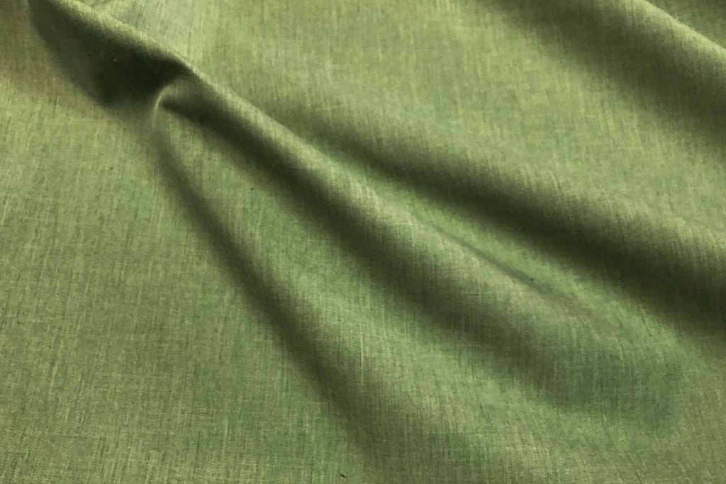Rainbow Fabrics WU: Light Green Waterproof Upholstery - 64