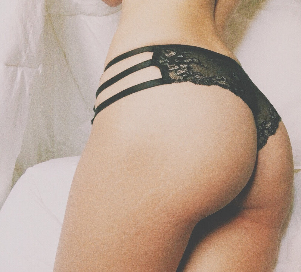 The Sophie Cheeky Panty