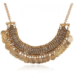 The Empress statement necklace