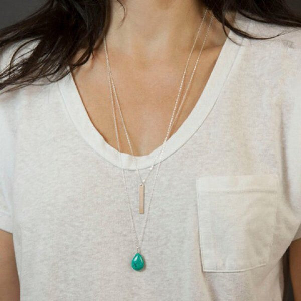 The Turquoise pendant