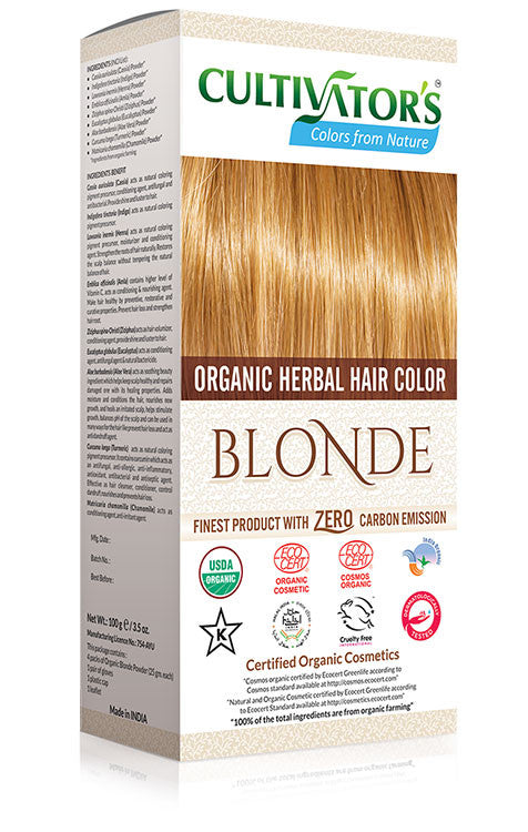 Cultivator Natural Product Pvt. Ltd.|Blonde