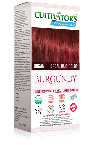 Cultivator Natural Product Pvt. Ltd.|Burgundy