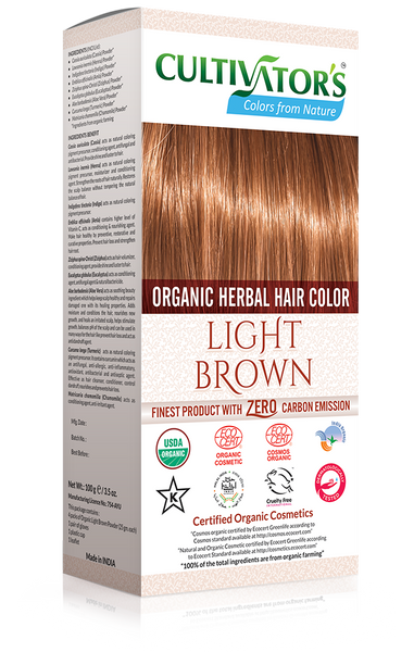 Cultivator Natural Product Pvt. Ltd.|Light Brown