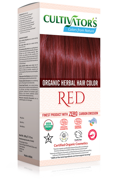 Cultivator Natural Product Pvt. Ltd.|Red