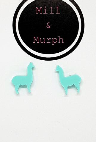 Llama Studs - SELECT COLOUR