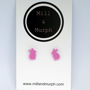Bunny Studs - SELECT COLOUR
