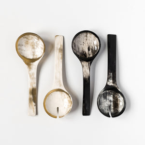 Ankole Horn Serving Spoon Sets