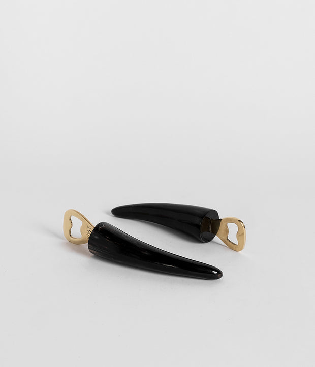 Ankole Horn & Pure Brass Bottle Openers 1