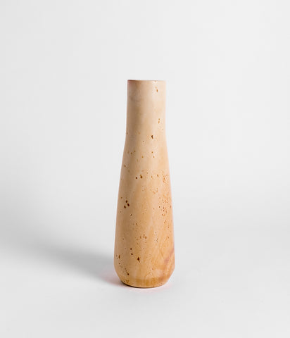 Soapstone Rounded Vase - Tall - Rose & Fitzgerald