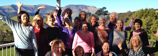 Women's Health & Vitality Qigong Retreat  31 Aug -2 Sept 2018 in Canterbury near Cristchurch