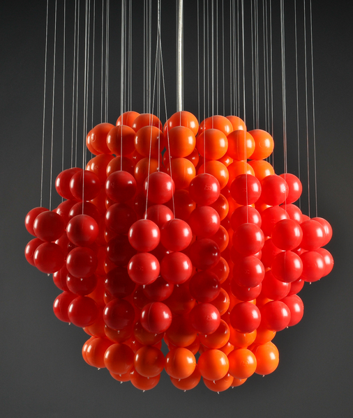 Verner Panton Ball Lamp.
