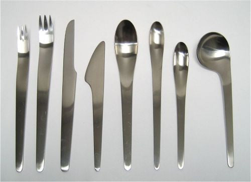 Arne Jacobsen AJ Flatware Cutlery - Case 22
