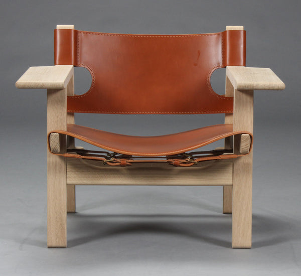 The Spanish Chair by Børge Mogensen for Fredericia.